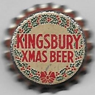 KINGSBURY XMAS BEER
