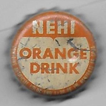 NEHI ORANGE DRINK