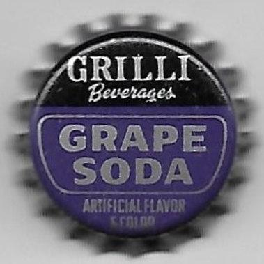 GRILLI GRAPE SODA