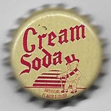 DUKE BEVERAGES CREAM SODA