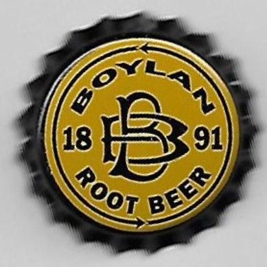 BOYLAN ROOT BEER 1891