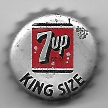 7 UP KING SIZE DES MOINES, IA