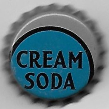 CREAM SODA MISPRINT