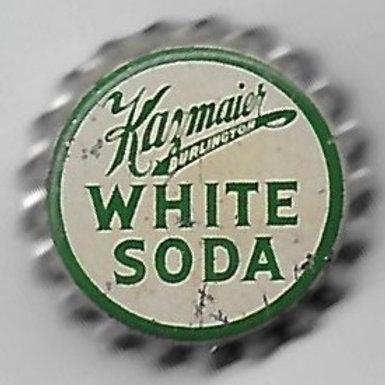 KAZMAIER BURLINGTON WHITE SODA