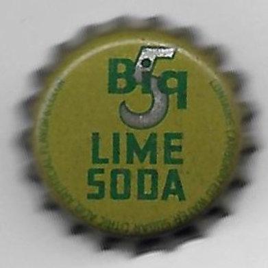 BIG 5 LIME SODA