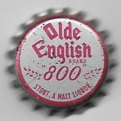 OLDE ENGLISH 800 STOUT, A MALT LIQUOR