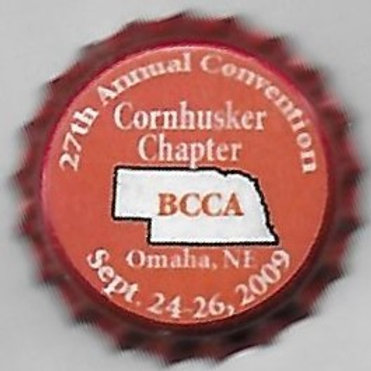 BCCA CORNHUSKER CHAPTER CONVENTION 2009 RED