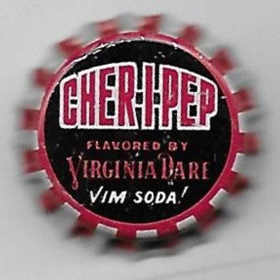 VIRGINIA DARE CHER-I-PEP