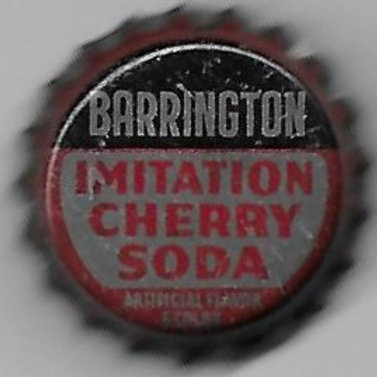 BARRINGTON CHERRY SODA