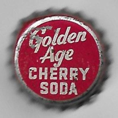 GOLDEN AGE CHERRY SODA
