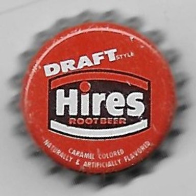 HIRES ROOT BEER DRAFT STYLE