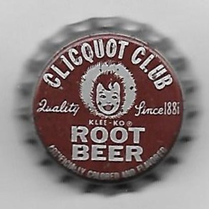 CLICQUOT CLUB ROOT BEER