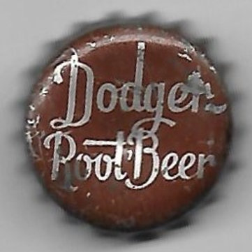 DODGER ROOT BEER
