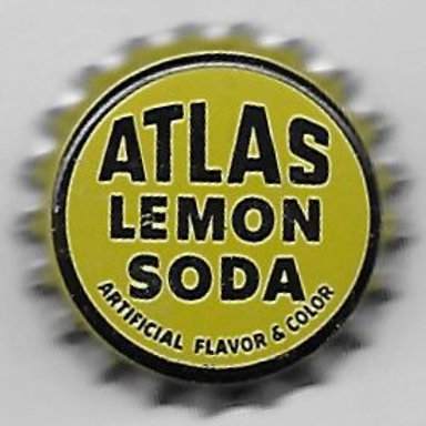 ATLAS LEMON SODA