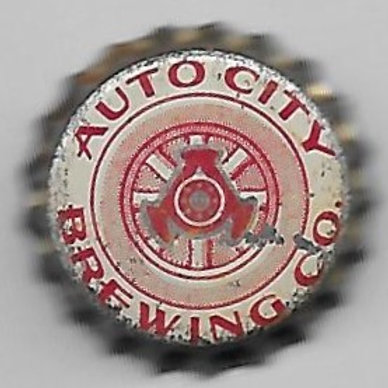 AUTO CITY BREWING CO. RED;  Hamtramck, MI; 1933-40