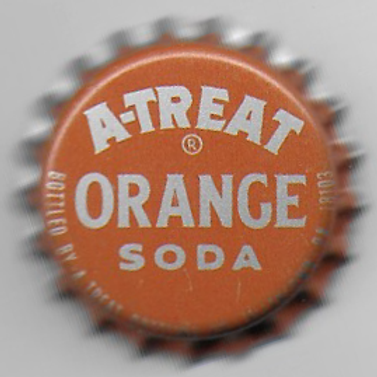 A-TREAT ORANGE SODA