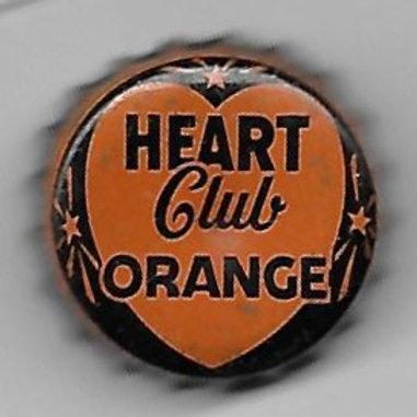 HEART CLUB ORANGE