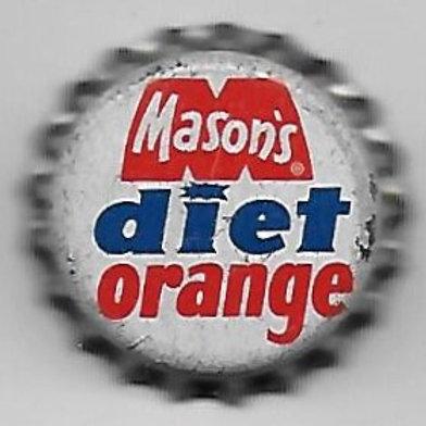 MASON'S ORANGE DIET