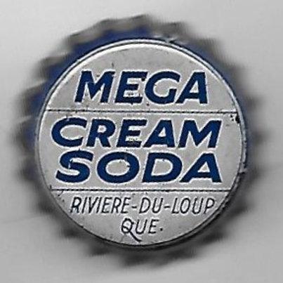 MEGA CREAM SODA