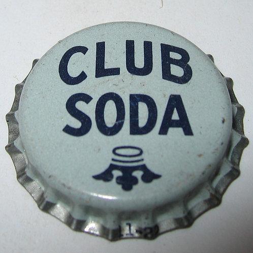 CLUB SODA MAGNET