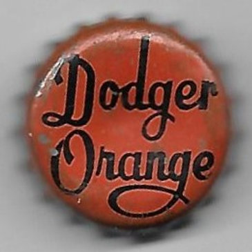 DODGER ORANGE