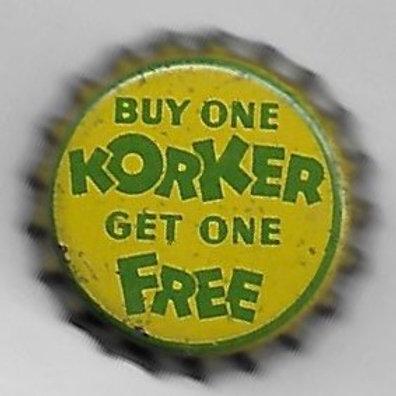 KORKER BUY ONE GET ONE FREE
