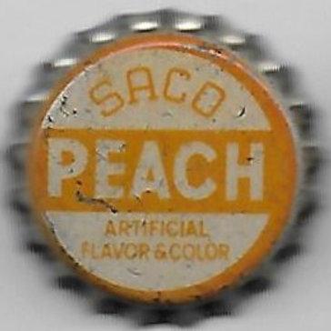 SACO PEACH, ASHVILLE, NC