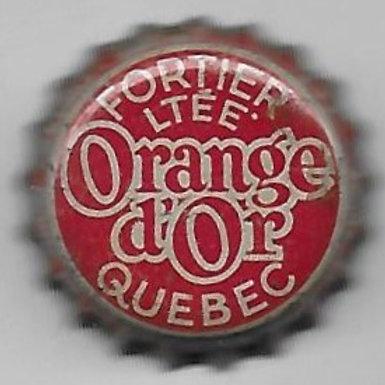 FORTIER ORANGE D'OR; QUEBEC