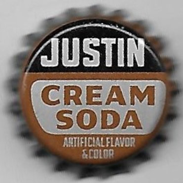 JUSTIN CREAM SODA