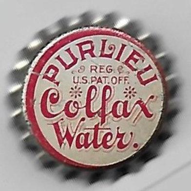 PURLIEU COLFAX WATER