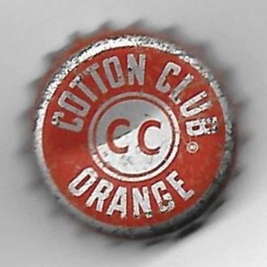 COTTON CLUB ORANGE