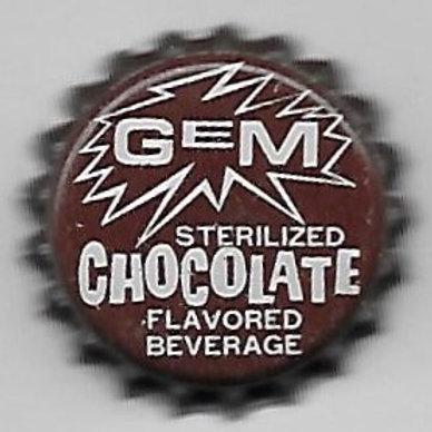 GEM CHOCOLATE FLAVORED BEVERAGE