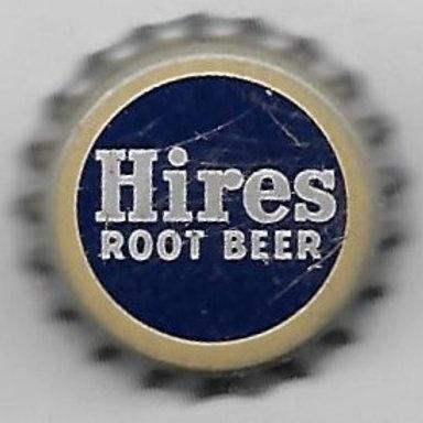HIRES ROOT BEER BLUE