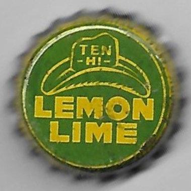 TEN HI LEMON LIME