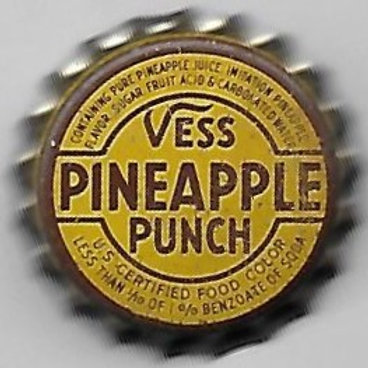 VESS PINEAPPLE PUNCH