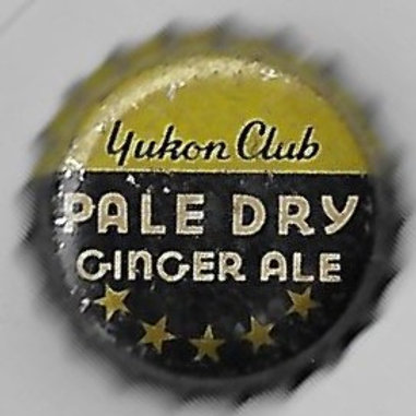 YUKON CLUB PALE DRY GINGER ALE