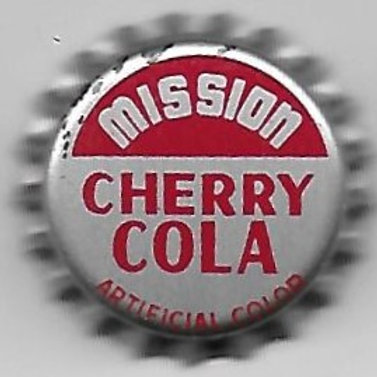 MISSION CHERRY COLA