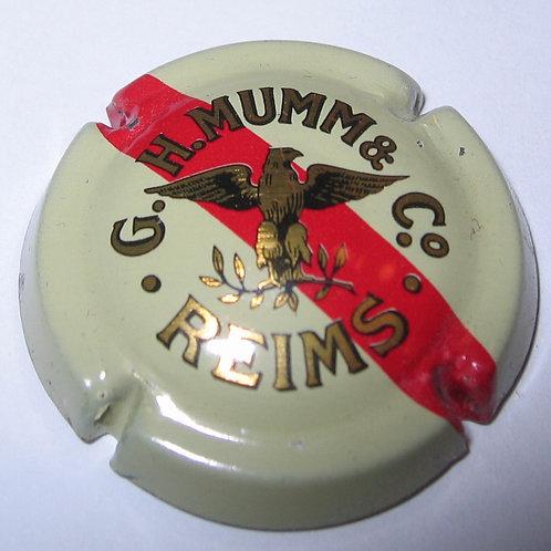 G. H. MUMM & CO. REIMS