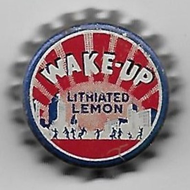 WAKE-UP LITHIATED LEMON