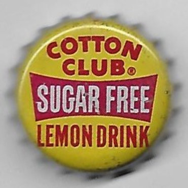 COTTON CLUB LEMON DRINK SUGAR FREE