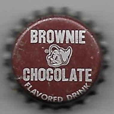 BROWNIE CHOCOLATE PIN