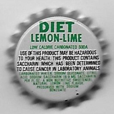 LEMON-LIME, DIET