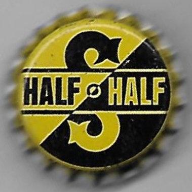 HALF & HALF PIN