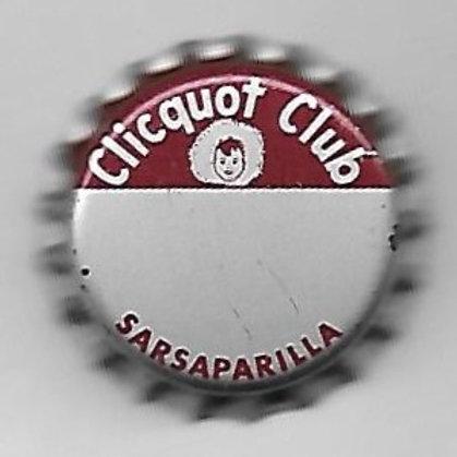 CLICQUOT CLUB SARSAPARILLA SODA