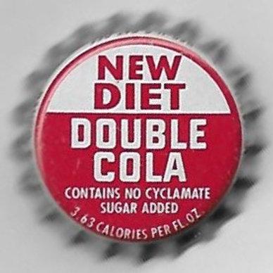 DOUBLE COLA, NEW DIET