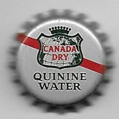 CANADA DRY QUININE WATER
