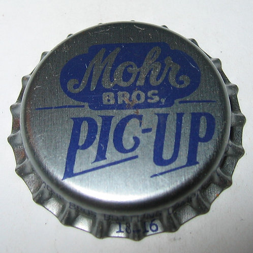 MOHR BROS. PIC-UP MAGNET