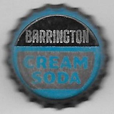 BARRINGTON CREAM SODA