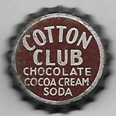 COTTON CLUB CHOCOLATE COCOA CREAM SODA