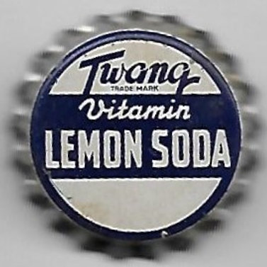 TWANG VITAMIN LEMON SODA